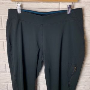 😊 Columbia Omni-Shield Pants Size Large Black